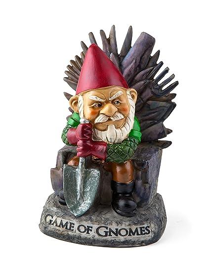BigMouth Inc Game of Gnomes Nain de Jardin: Amazon.fr: Vêtements et ...