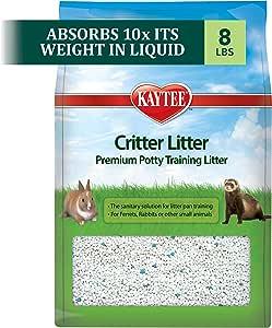 Kaytee Small Animal Critter Litter 8-Pound