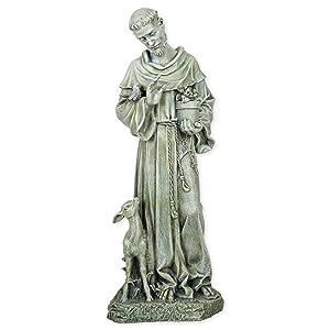 Roman, Inc. St. Francis Statue