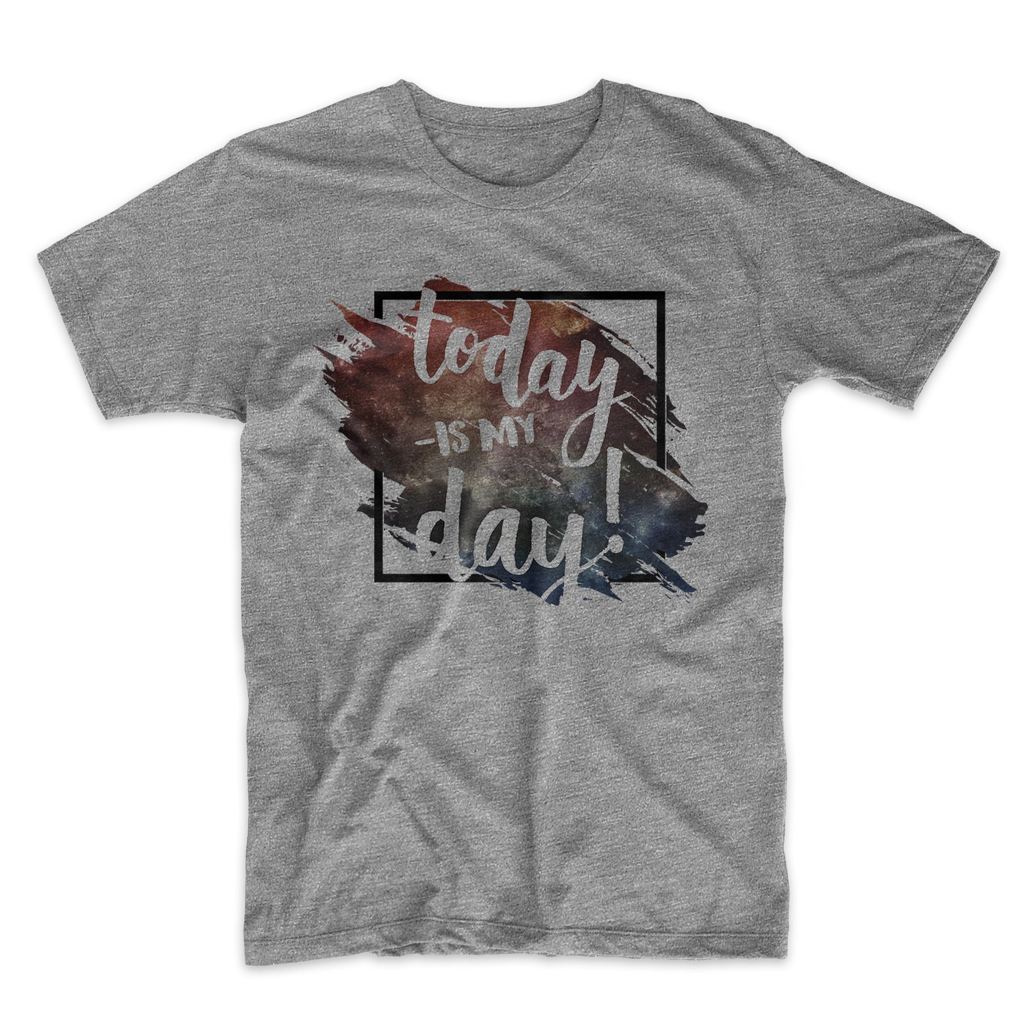 Of Legends Today Is My Day Artwork Colorful Motivational Inspirational S Shirts