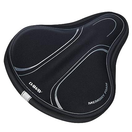 Amazon.com: DAWAY – Funda para asiento de bicicleta de ...
