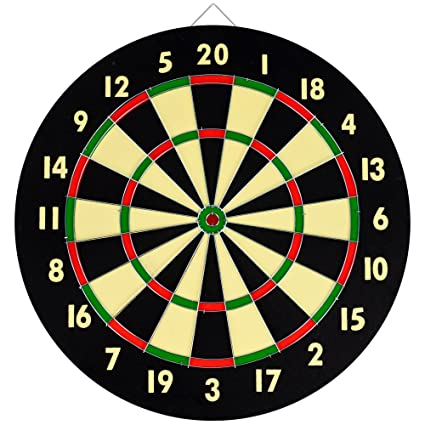 Amazoncom Hey Play 15 Dg5218 Tg Dart Game Set With 6 Darts And