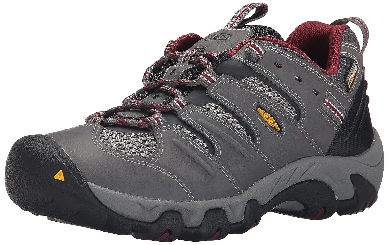 KEEN Women's Koven Hiking Shoe B00SZRHPG2 5 B(M) US|Magnet/Zinfandel