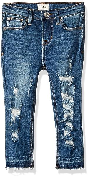 221193e9c Hudson Girls' Crop Jean: Amazon.ca: Clothing & Accessories