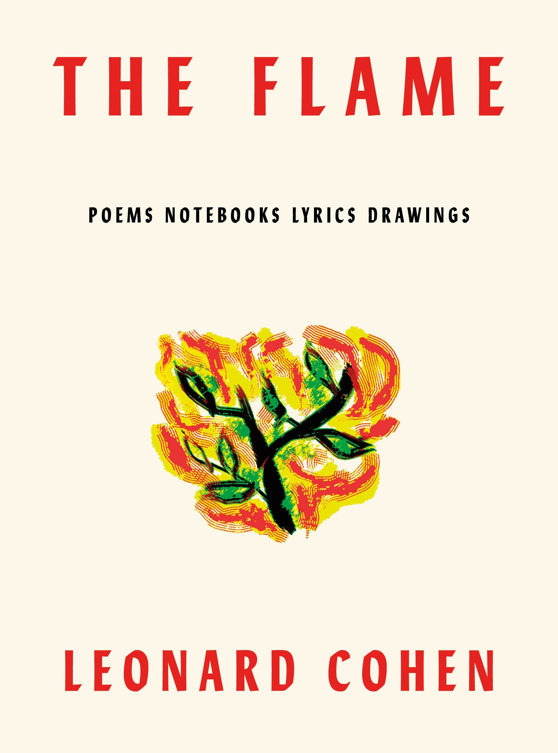 Image result for The Flame: Poems, Notebooks, Lyrics, Drawings