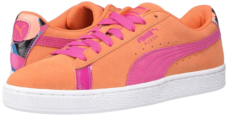 PUMA Womens Suede Classic Sneaker