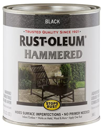 Rust-Oleum Hammered Finish Paint