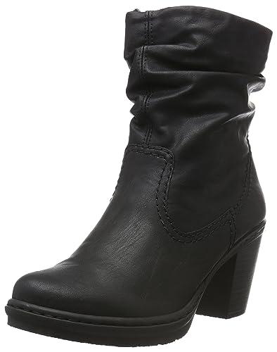 9ea9ec61f91ad Rieker Damen Y1592 Kurzschaft Stiefel: Amazon.de: Schuhe & Handtaschen