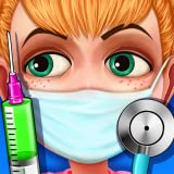 dentist games - Doctor Mania - Eye, Nose, Dentist Games
