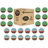 Amazon Price History for:Keurig Espresso Roast K-Cup Variety Sample Pack, Single Serve Coffee Pods, Makes Delicious Latte or Cappuccino Style Beverages, Compatible With all Keurig 1.0, 2.0 and K-Café Coffee Makers, 24 Count