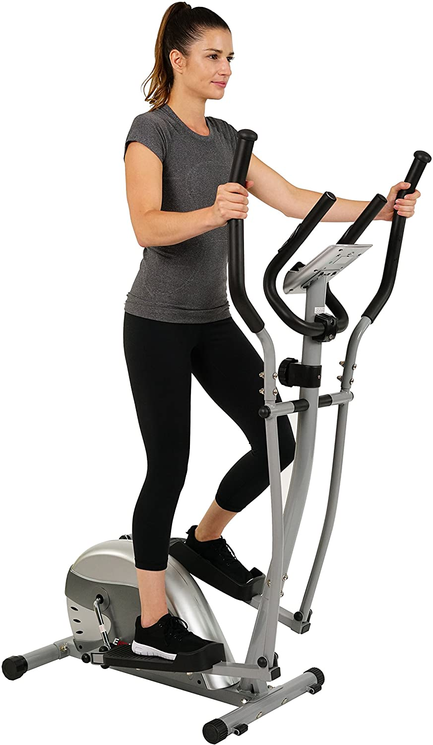 best compact elliptical: EFITMENT Magnetic Elliptic to Machine Trainer