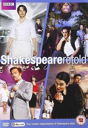 Shakespeare Retold 2005 Dvd Amazoncouk Nick