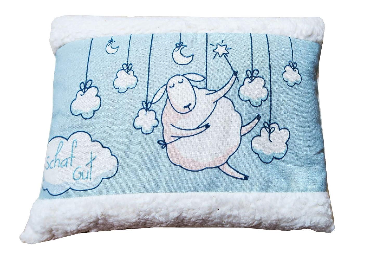 Cojín con forma de oveja con nube, 30 x 22 cm: Amazon.es ...