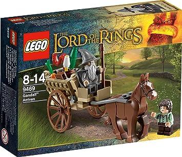 Lego El Señor de los Anillos 9469 - La Llegada de Gandalf: Amazon ...