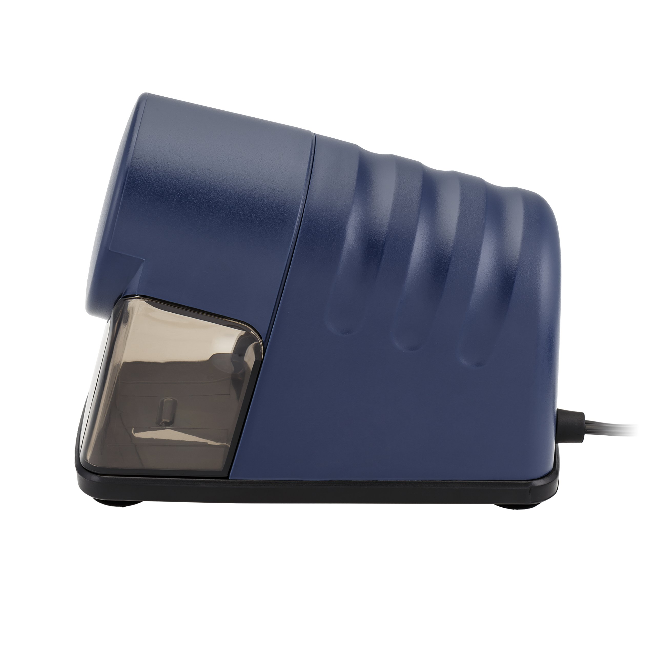 X-ACTO Powerhouse Electric Pencil Sharpener, Navy Blue by X-Acto (Image #3)