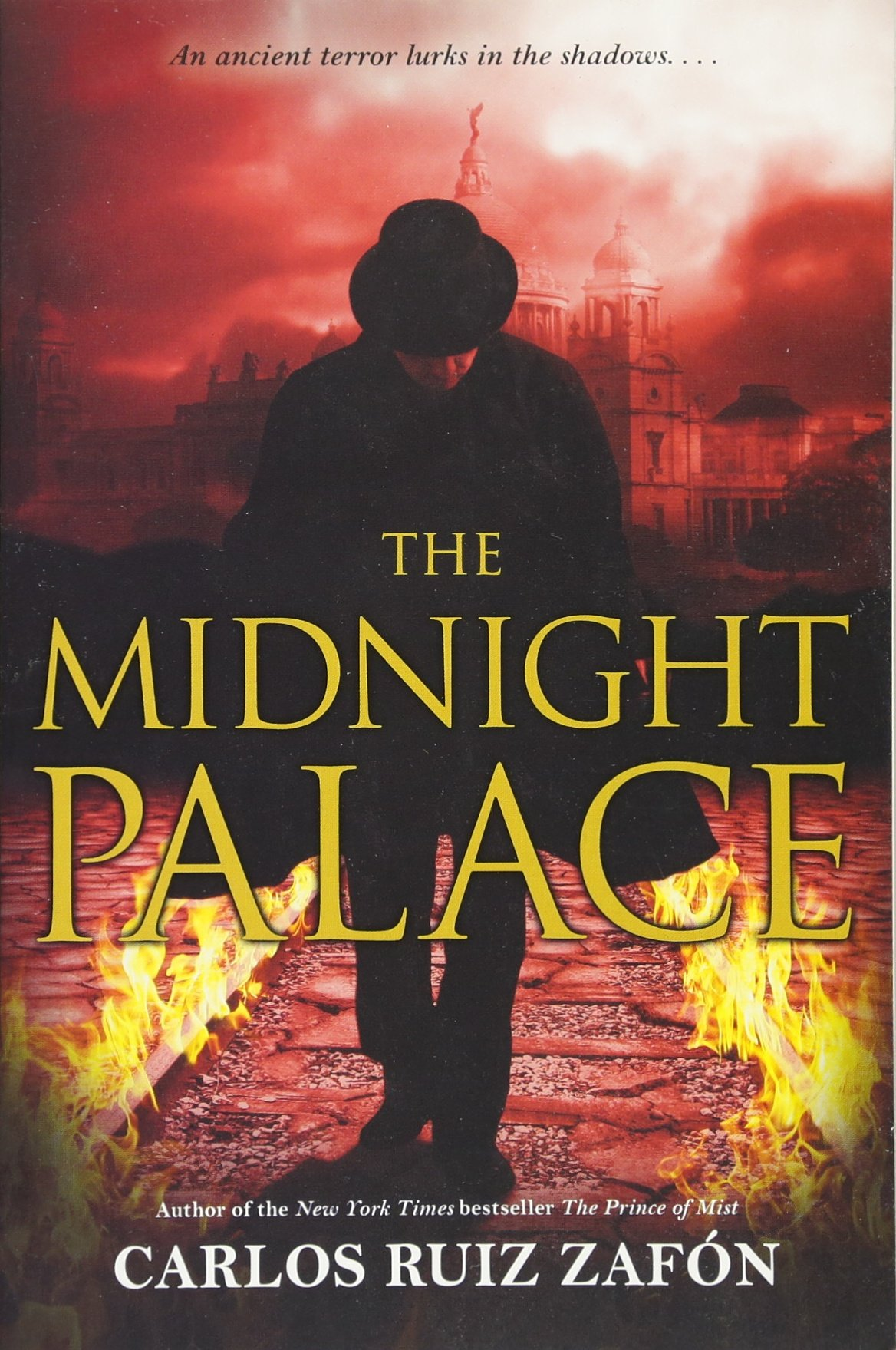 Amazon: The Midnight Palace (9780316044745): Carlos Ruiz Zafon: Books