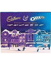 Cadbury Oreo Biscuit Assortment 500g