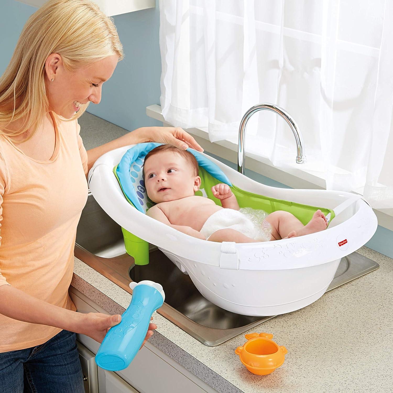 Fisher Price 4-In-1 Sling 'n Seat Tub: best baby bathtub seat