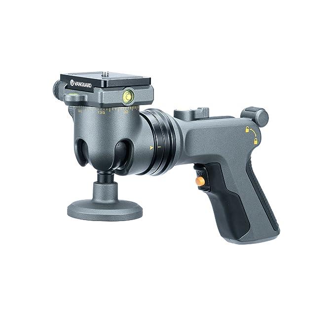 Vanguard Alta GH-300T - Rótula de empuñadura con deparador, Tipo Pistola, Color Negro y Gris: Amazon.es: Electrónica