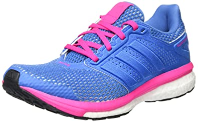 37ed7ab56 adidas Women s Supernova Glide 8 Chill W Running Shoes  Amazon.co.uk ...