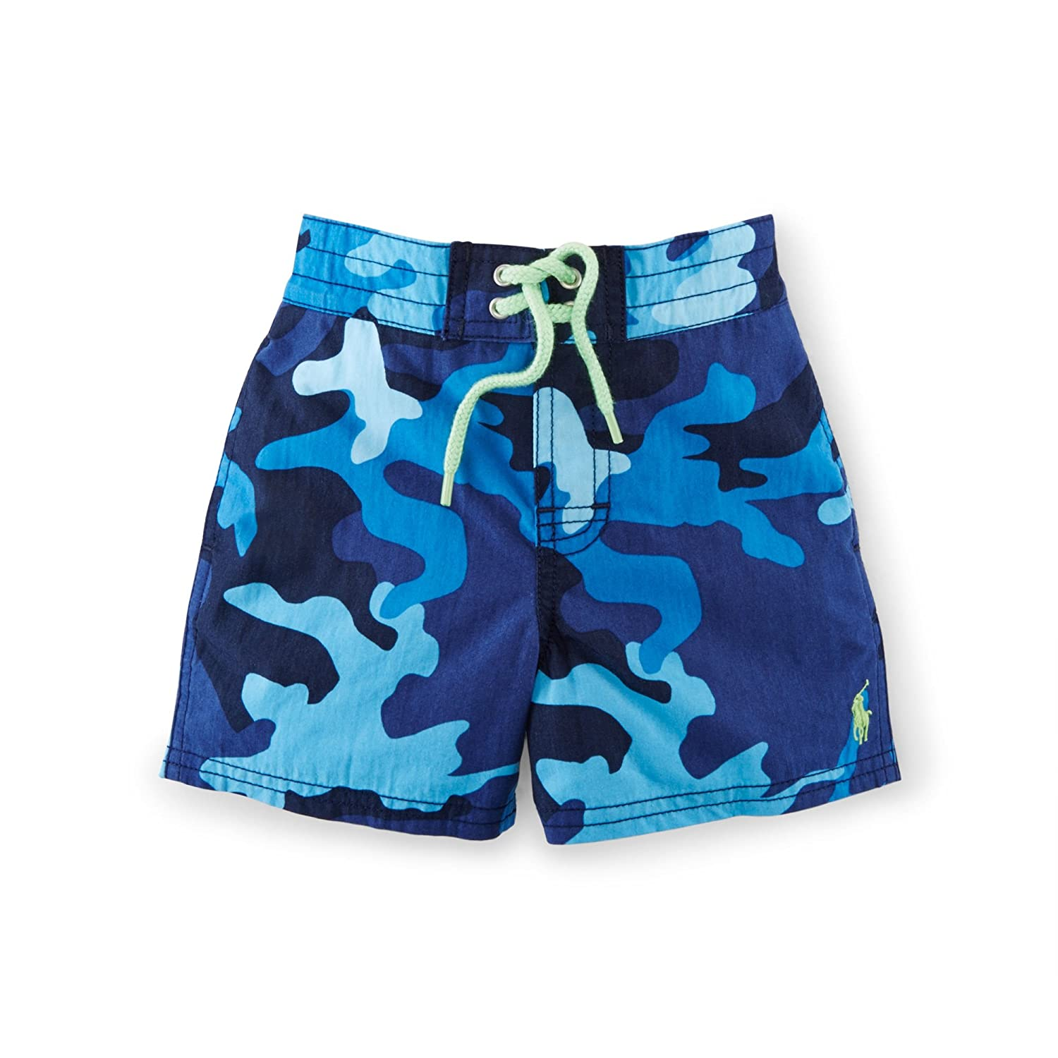 RALPH LAUREN Baby Boys Sanibel Camo Swim Trunk Pool Side Camo