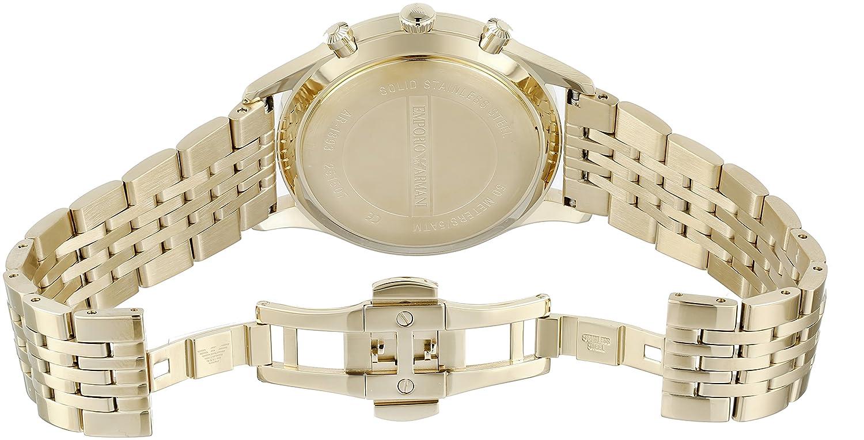 acebf20cef80 Emporio Armani AR1893 Reloj de Pulsera para Hombre  Amazon.es  Relojes