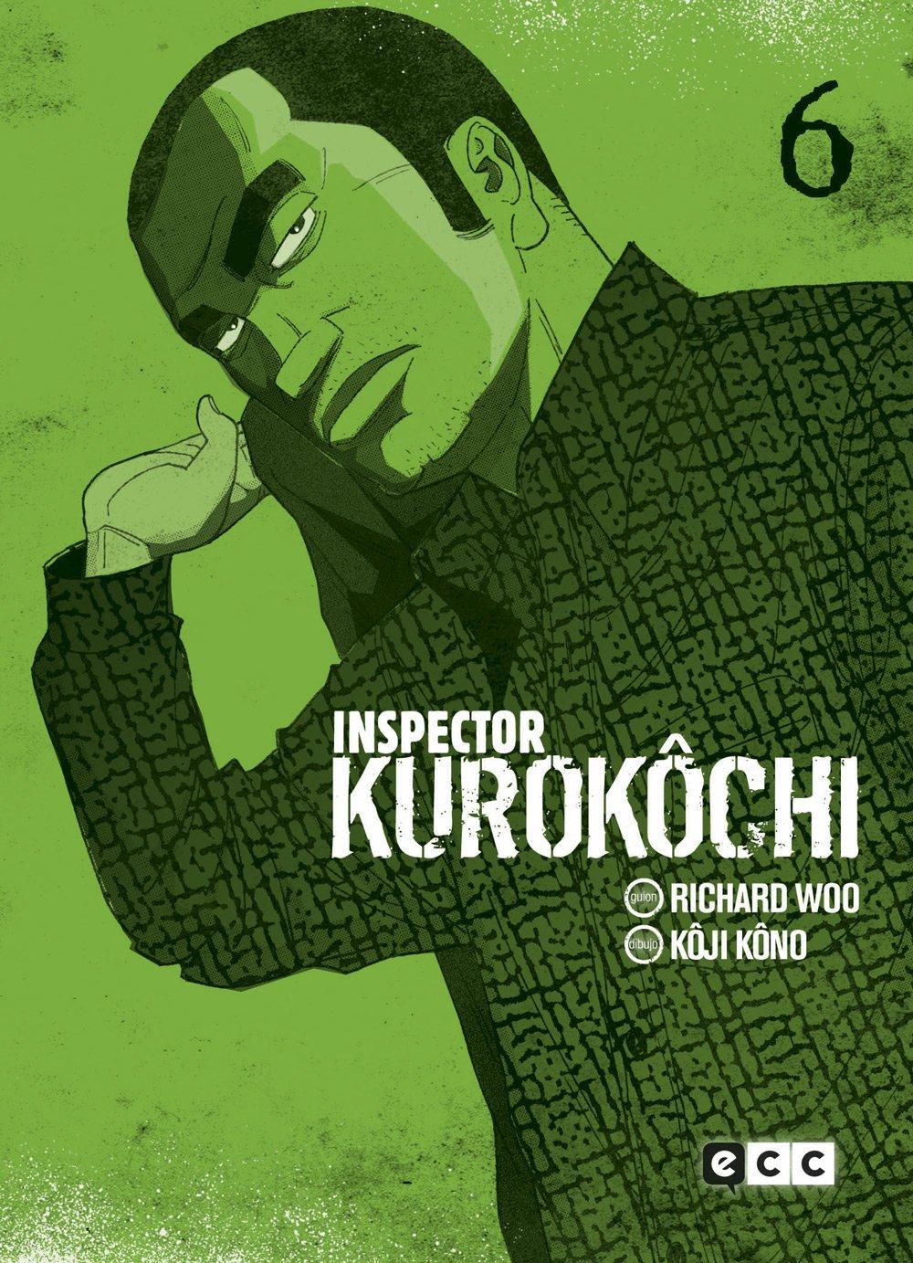 Inspector Kurokôchi núm. 06 pdf