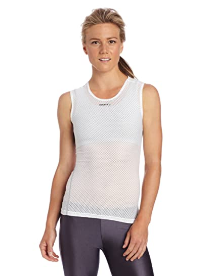 984b41a963885 Craft Sportswear Women s Cool Mesh Superlight Sleeveless Base Layer Bike  Cycling Top  sport bike