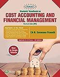 Students' Handbook on Cost Accounting and Financial Management: Padhuka CA IPCC
