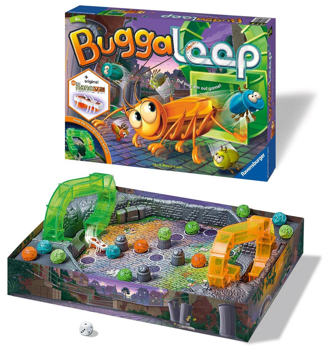 Ravensburger Buggaloop Game Toys Games Engineering Logic Robot Electricity For Kids