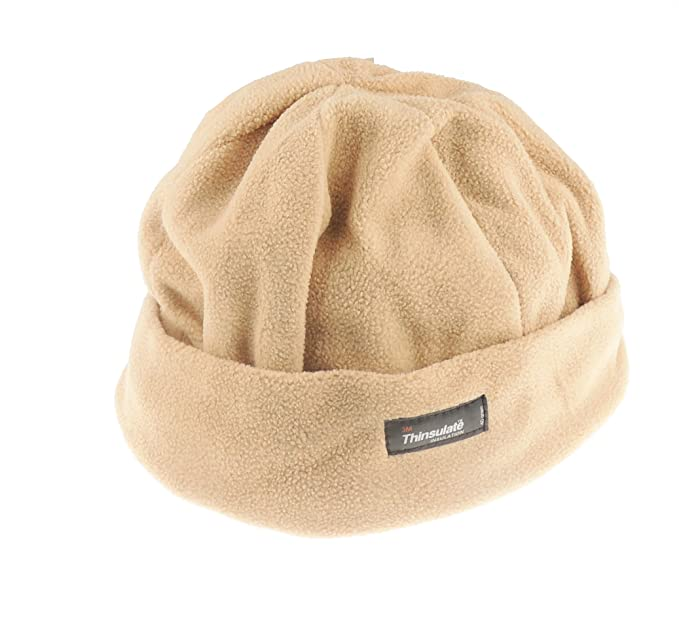Cappello in pile Thinsulate da donna Beige Taglia unica  Amazon.it   Abbigliamento d0139e7cc1e4