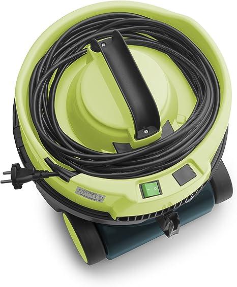 620 W, 27,9 kWh, 230 V, 50 Hz, Aspiradora cil/índrica, 8 L Aspiradora Numatic NUV180-11 620 W