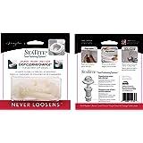 Mayfair STA-TITE Toilet Seat Fastening Hardware Upgrade Kit, STATITE