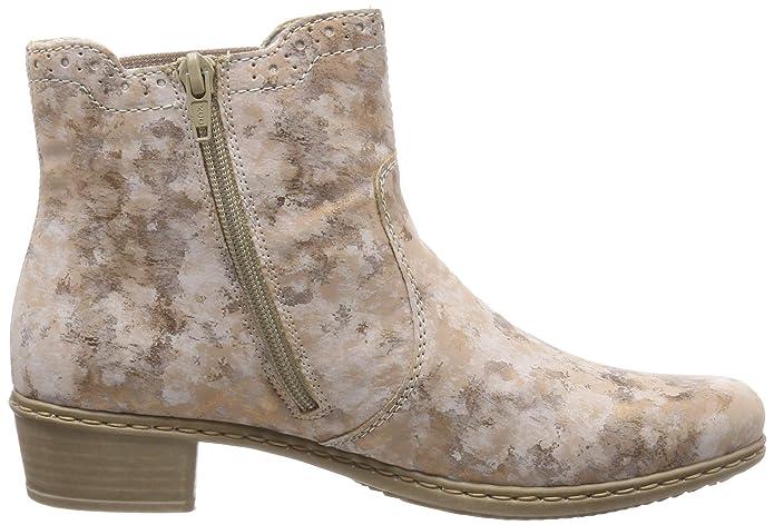 Rieker Damen 597p4 90 Derbys: : Schuhe & Handtaschen