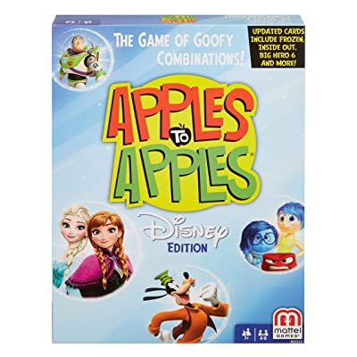 Disney Apples to Apples Game: Toys & Games