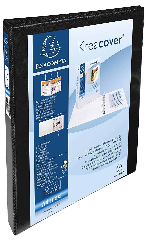 Exacompta 51841NE - Carpeta (Conventional file folder ...