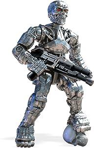 Mega Construx Heroes Terminator T800 Building Set