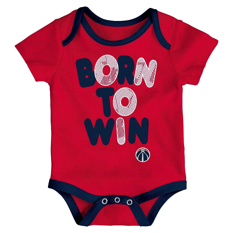 ee9d90f9b81 NBA by Outerstuff NBA Newborn   Infant Little Fan 3pc Bodysuit Set  9K2N1BAQ6 NYN ...