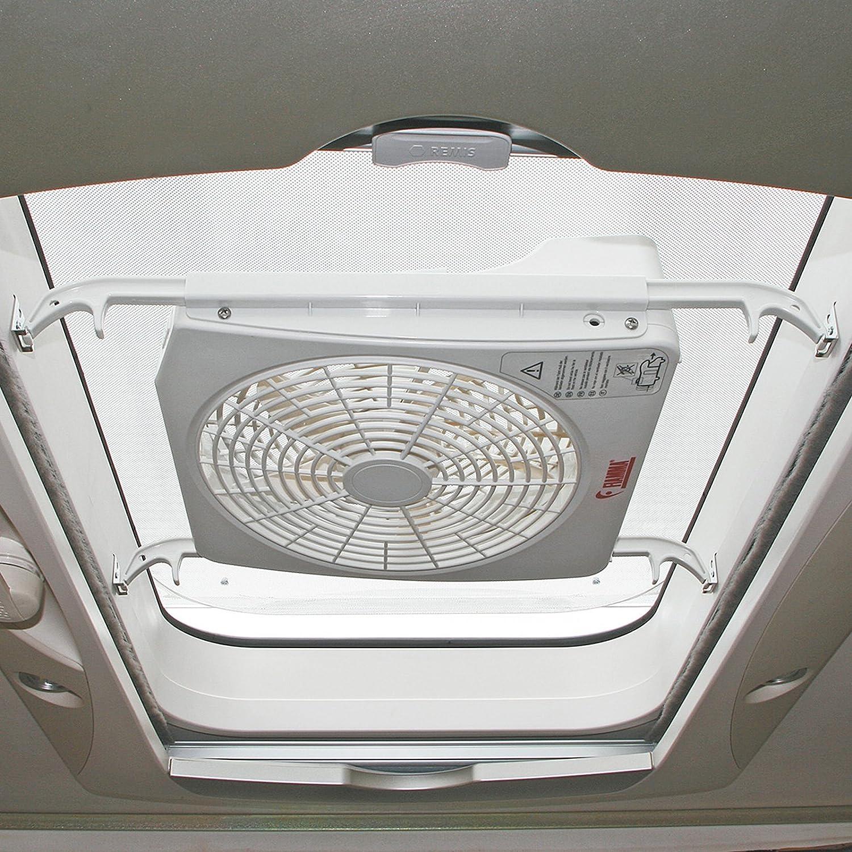12/V Kit ventilateur Turbo Fiamma pour lucarne 40/x 40//à 50/x 70/cm