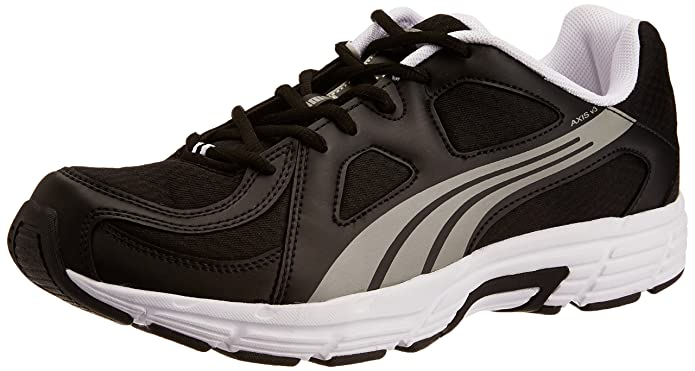 Puma Men's Axis V3 Fabric Running Shoes Men's Running Shoes at amazon