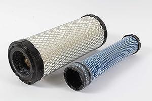 Kohler Genuine 25-083-01-S & 25-083-04-S Primary & Inner Air Filter Combo