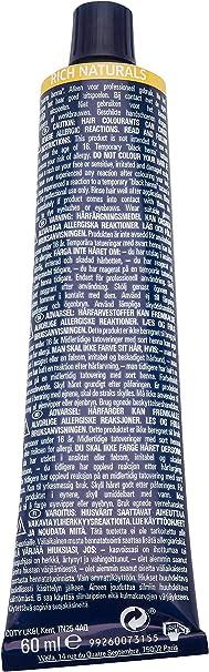 Wella Professionals Koleston Perfect Me + Rich Naturals 6/1 rubio oscuro, ceniza, 60 ml
