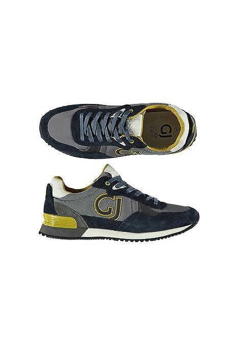 timeless design 0d75b c300d Gaudì Sneaker Uomo Mod. 65732G Bleu 45: Amazon.it: Scarpe e ...
