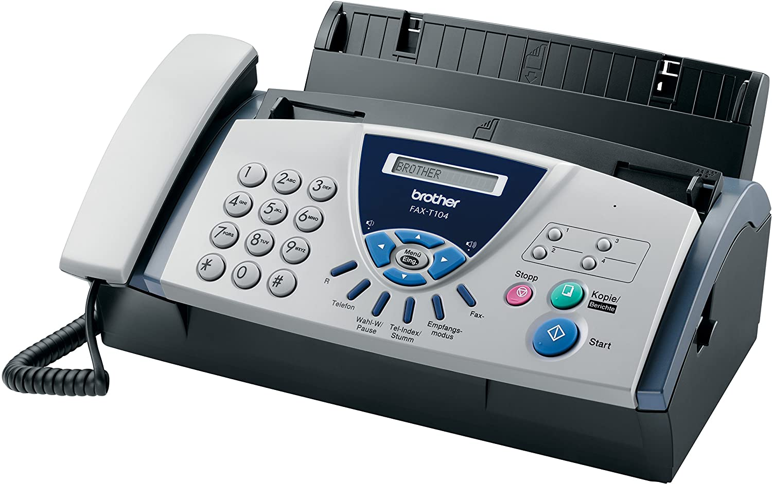 Brother 146488 - Fax copier th...