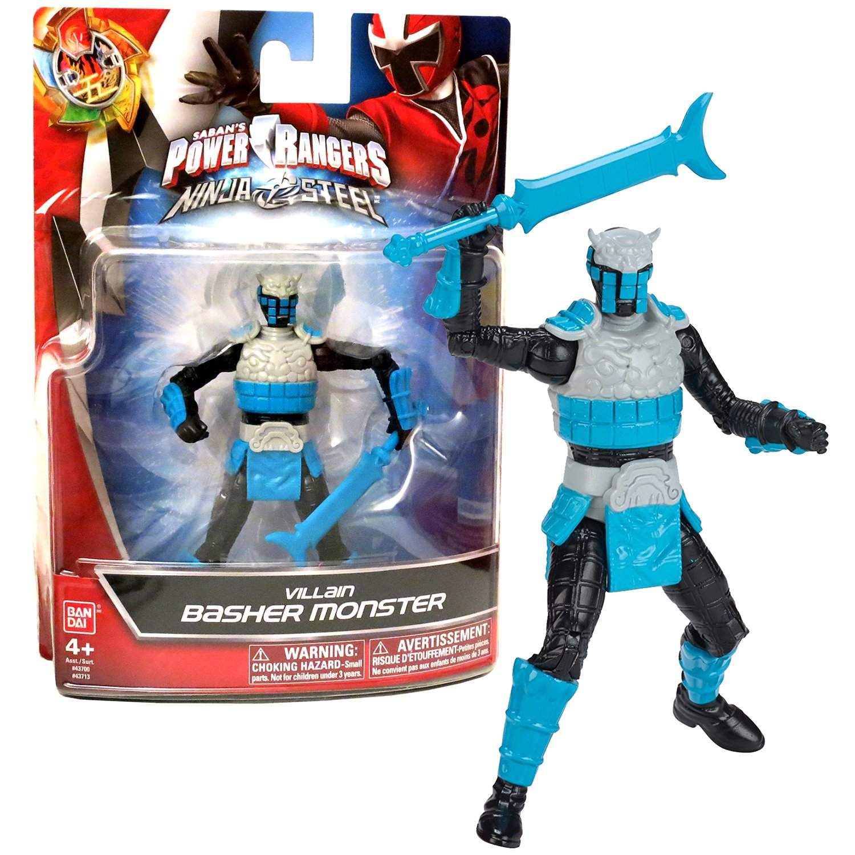 Amazon.com: Bandai Year 2016 Sabans Power Rangers Ninja ...