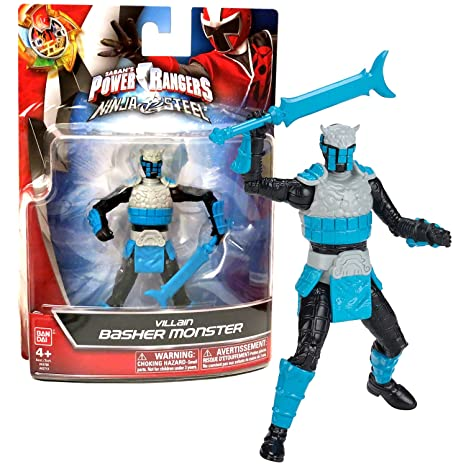 Amazon.com: Bandai Year 2016 Sabans Power Rangers Ninja ...