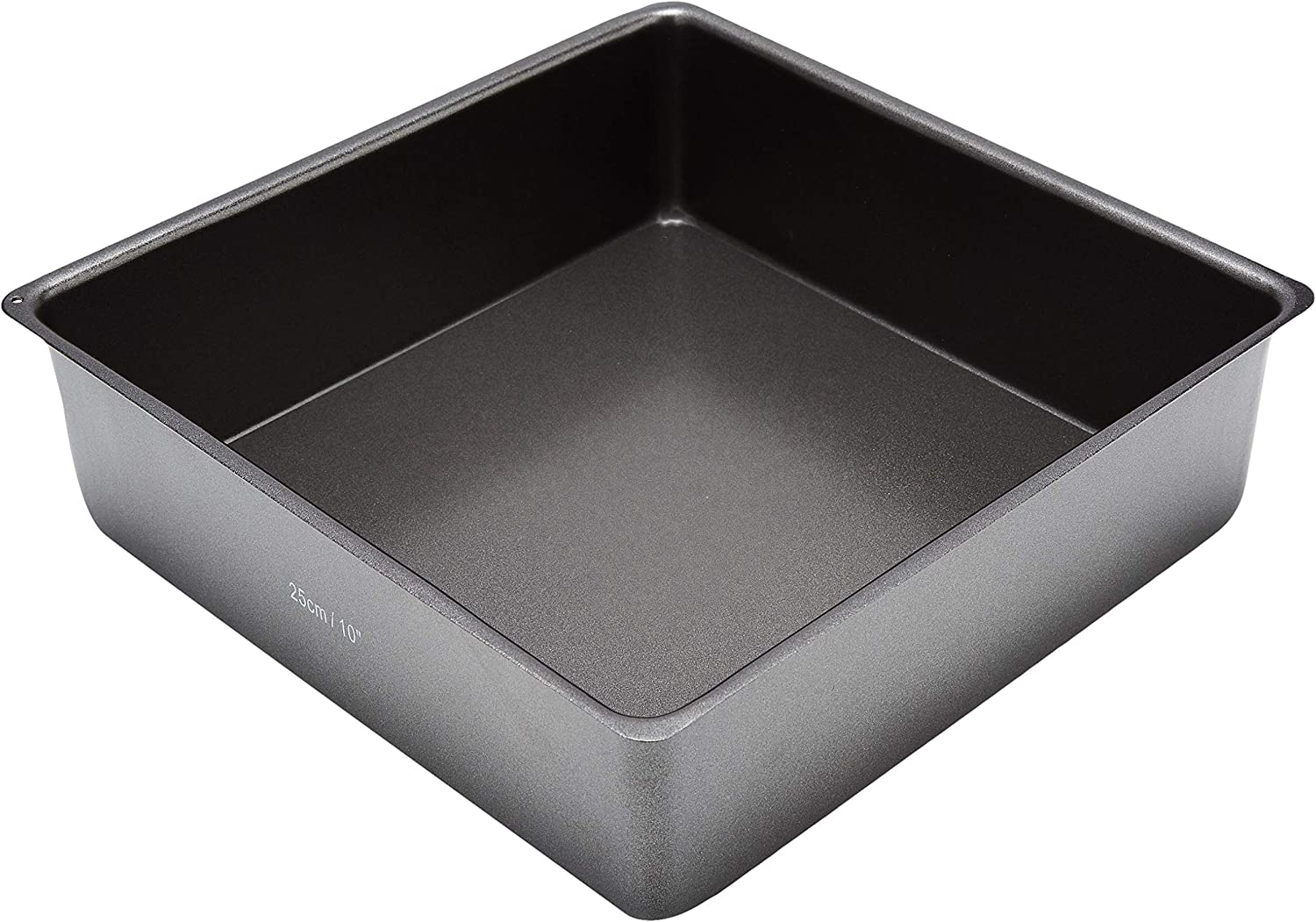 "Kitchen Craft Master Class Non-Stick Loose Base Deep Square Cake Tin 6/"" KCMCHB62"