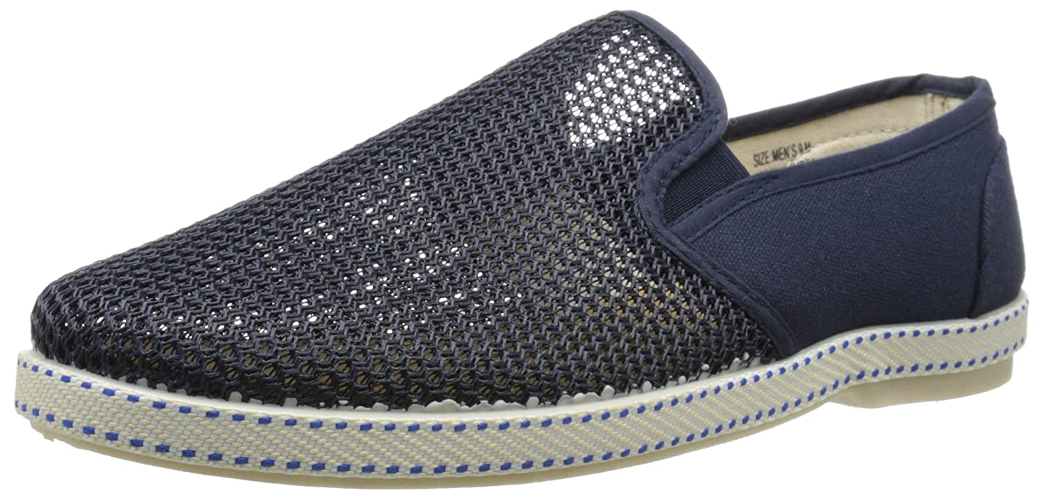 GBX Men's Delt 13742 Slip-On Loafer Navy/Navy 11.5 M US