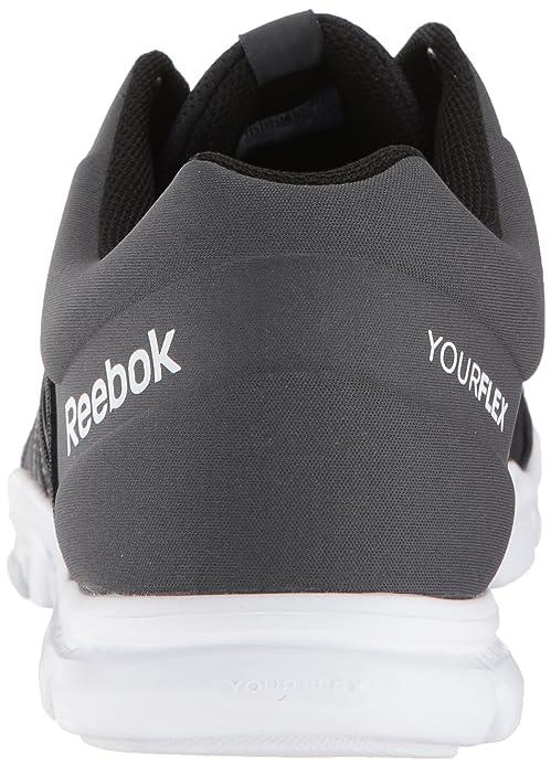 Reebok Men's Yourflex Train 8 0 LMT S Sneaker