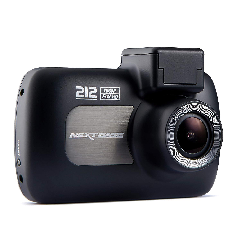 Nextbase 212 Lite 1080 pフルHD DVRダッシュボードデジタル自動車用ビデオレコーダーの録画カメラ(37 mm inc Lens) - ブラック   B07DX4T3ZB